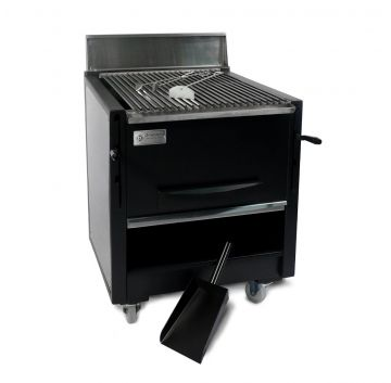 CBQ-M80 Charcoal Barbecue/Grill