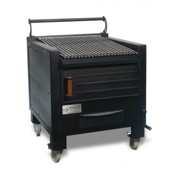 CBR-160C Charcoal Robata Grill Complete