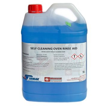 COMB05 Self Cleaning Oven Cleaner 5 Litres