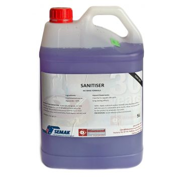 COMR05 Self Cleaning Oven Rinse Aid 5 Litres