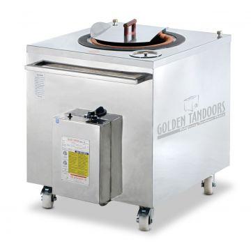 Golden Tandoors GT-810AG (Pictured) Gas Tandoor Oven