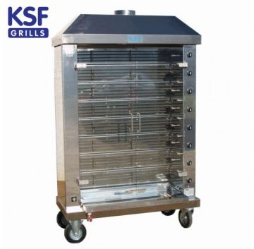Alles Griller Electric Rotisserie for Professionals