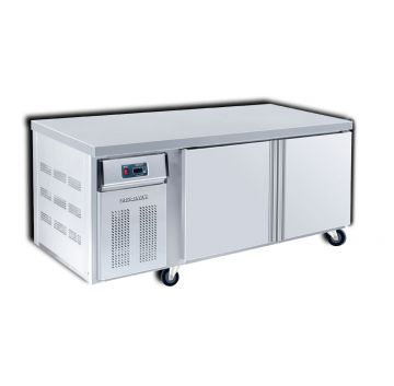 Counter Chiller 2 Door 1500 Front View