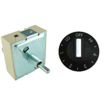 38012 Heat Control with Knob