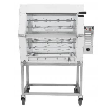 M18 Manual Electric Rotisserie
