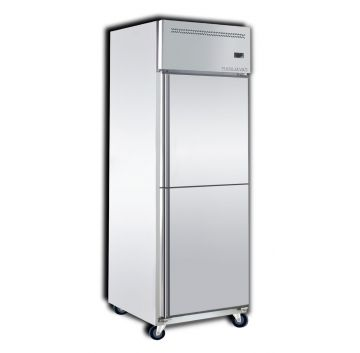 Upright Chiller 2 Door Front View