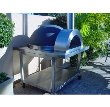 WFPP1100 Portable Wood Fired Pizza Oven