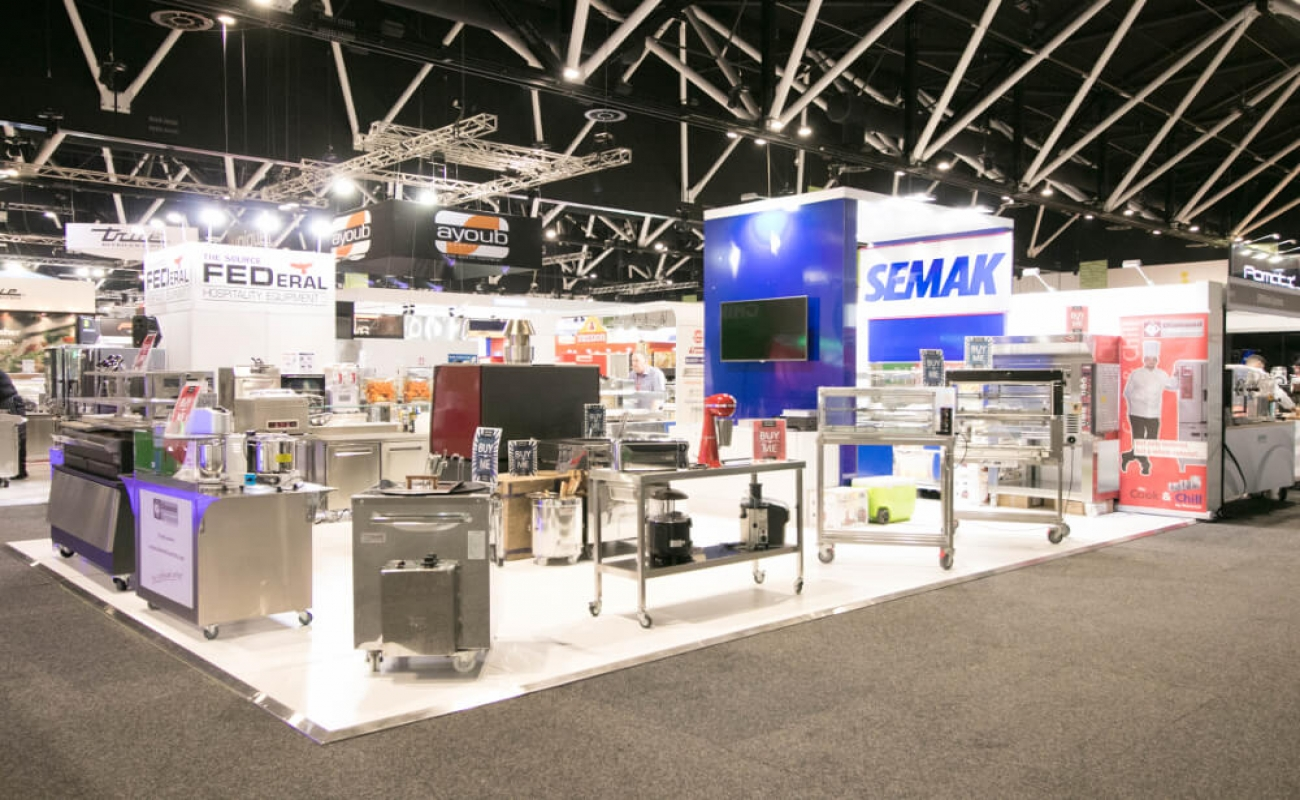 Thank You For Visiting Semak & Diamond At Fine Food 2017