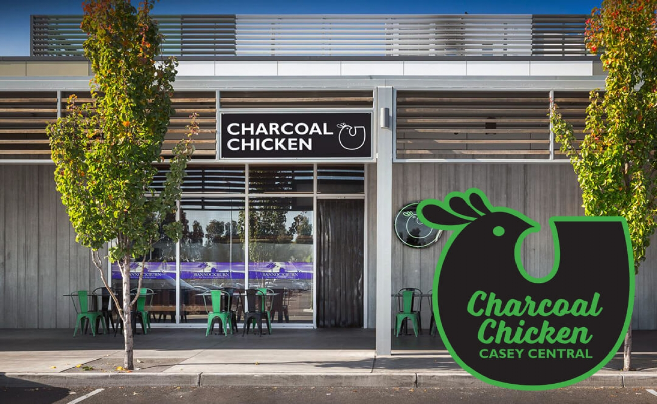 Dual M28C2 Charcoal Rotisseries @ Casey Central Charcoal Chicken