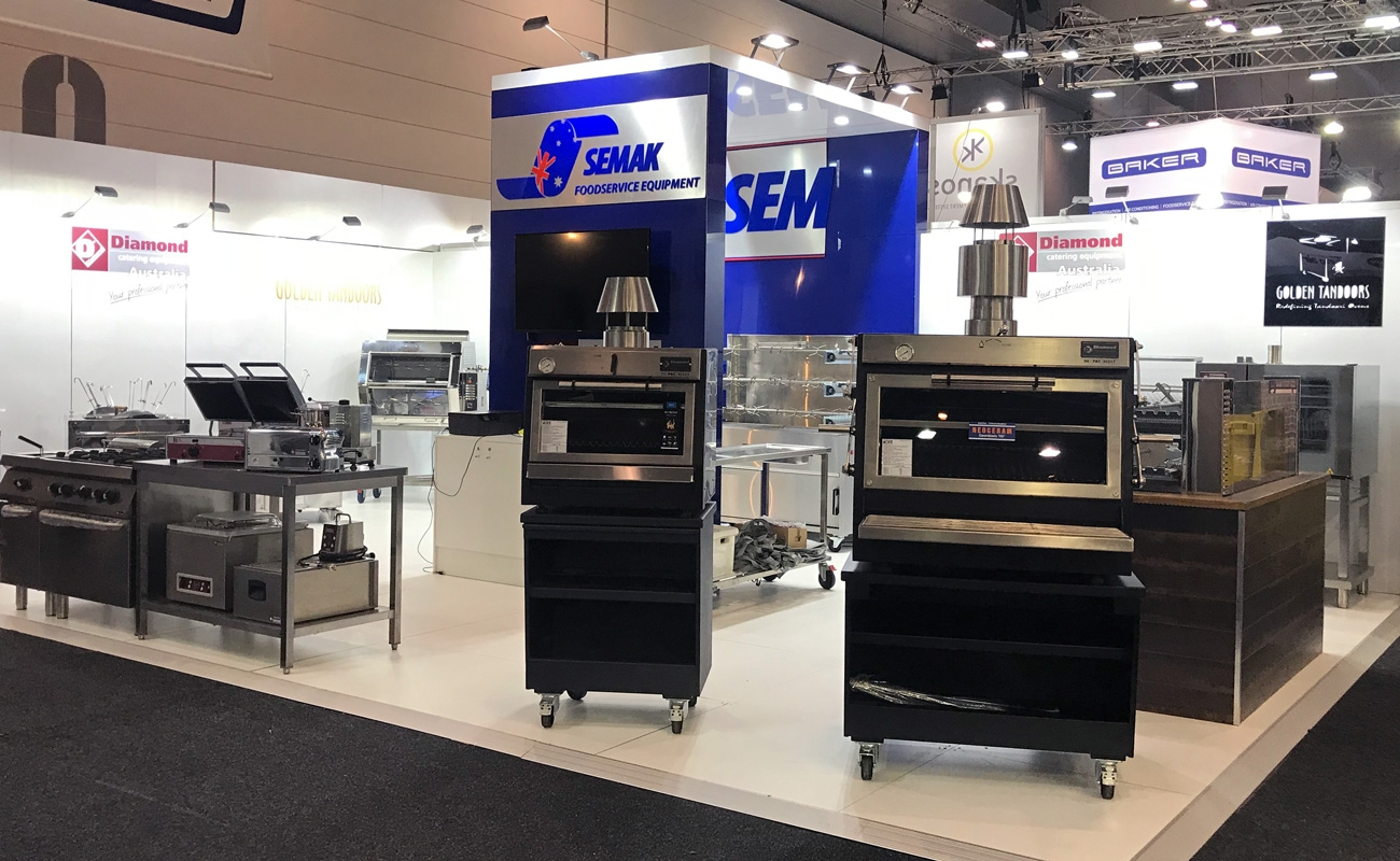 Thank You For Visiting Semak & Diamond At Fine Food 2018