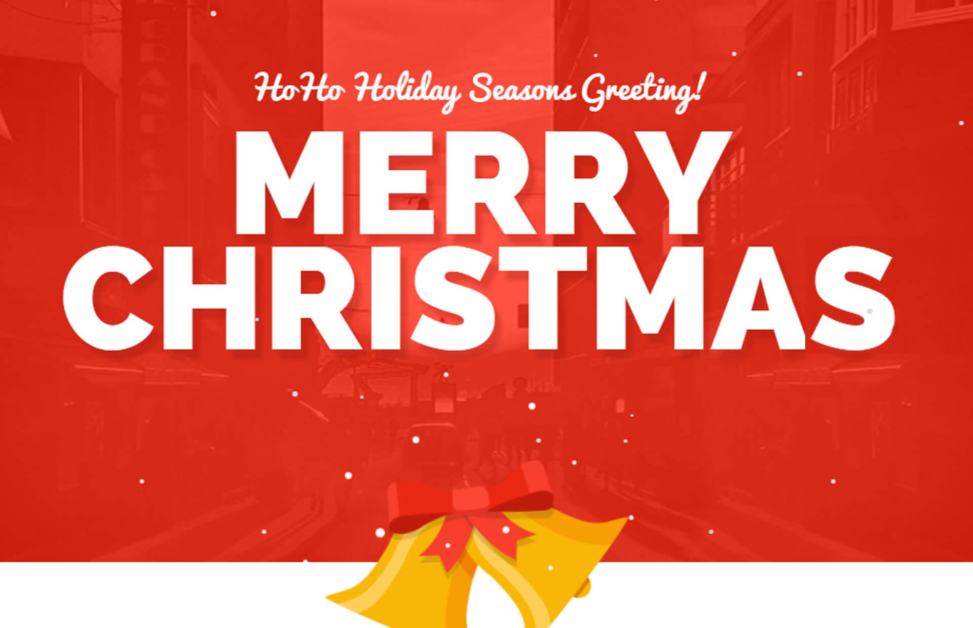 Merry Christmas & Season's Greetings From Semak